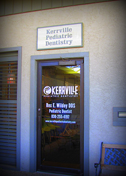 Pediatric Dentist Dr. Rex Wildey in Kerrville, TX.